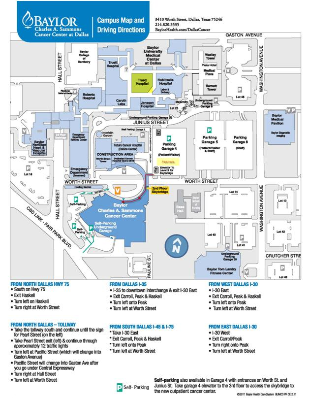 University Locations Where Is Baylor University Located In Texas